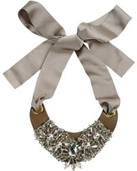 Gedebe Necklace - Lyst