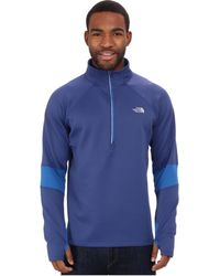 The North Face Momentum Thermal 12 Zip - Lyst