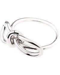 Balenciaga - Bow Ring - Lyst