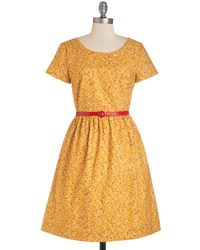 ModCloth See The Delight Dress - Lyst