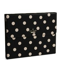 Kate Spade Cedar Street Dot Bluetooth Keyboard Folio - Lyst