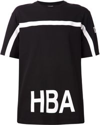 Hood By Air House Of Flies Cotton-Jersey T-Shirt - Lyst