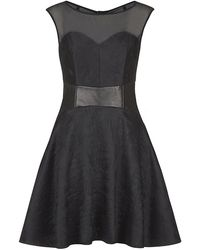 Milly Mika Cocktail Dress - Lyst