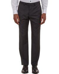 Armani Chalkstripe Twobutton Suit - Lyst