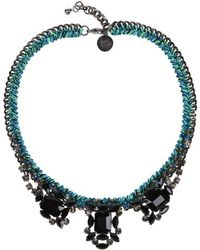 Venessa Arizaga Necklace - Lyst