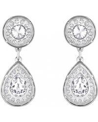 Azzaro | Silver Dauphiné Earrings | Lyst