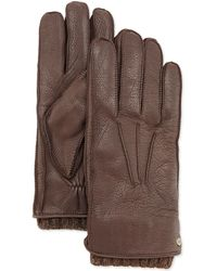 Ugg Mens 2in1 Whipstitch Gloves - Lyst