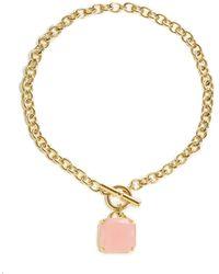 """Lauren by Ralph Lauren - Pendant Necklace, 18"""" - Lyst"""