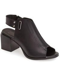 Topshop Women'S 'Juicy' Slingback Sandal - Lyst