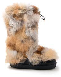 Chloé Après-ski Moon Boots - Lyst