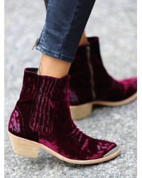 Free People Barbary Boot - Lyst