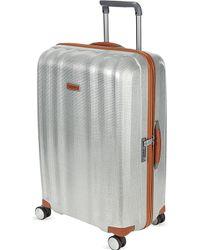 Samsonite Litecube Deluxe Four-Wheel Suitcase 76Cm - Lyst