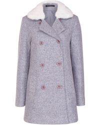 Sugarhill - Becky Coat - Lyst