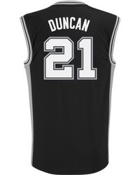 Adidas Mens Nba Basketball Jersey San Antonio Spurs 21 Tim Duncan - Lyst