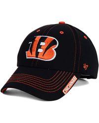 47 Brand Kids Cincinnati Bengals Twig Cap - Lyst