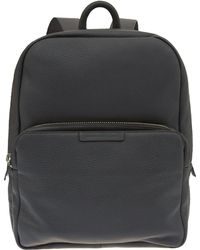 Marc By Marc Jacobs - Washed Ink Classic Leather Backpack - Lyst