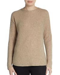 Vince Featherweight Cashmere Sweater - Lyst
