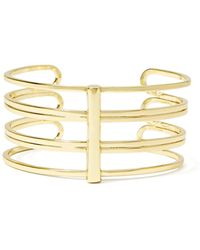 Nasty Gal Row Away Cuff - Lyst