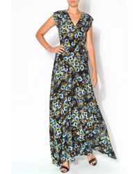 Yumi Kim Swept Away Maxi blue - Lyst