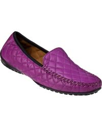 Robert Zur Quana Loafer Lilac Leather - Lyst