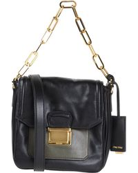Miu Miu Handbag black - Lyst