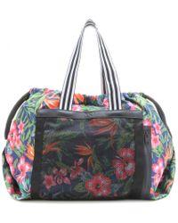 Y-3 - Printed Fabric Beach Bag - Lyst