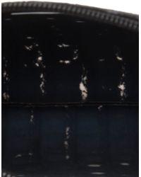 Luisa Cevese Riedizioni - Check Print Shaving Bag - Lyst