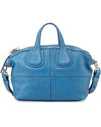 Givenchy Nightingale Micro Zanzi Satchel Bag - Lyst