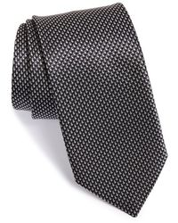 John W. Nordstrom - 'pryor Mini' Geometric Silk Tie - Lyst