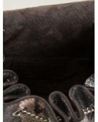 Alexander McQueen Tassel Shoulder Bag - Lyst