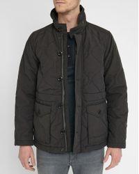 G-Star RAW | Black Daven Pr Quilted Jacket | Lyst
