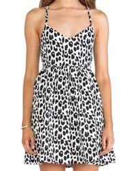 Mink Pink Wishful Sinful Dress - Lyst