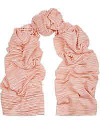 Missoni Striped Cashmere-Blend Scarf - Lyst