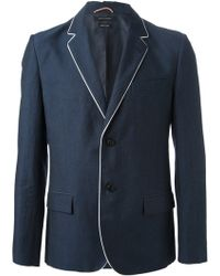 Marc Jacobs Notched Lapels - Lyst