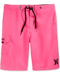 """Hurley One & Only 22"""" Board Shorts - Lyst"""