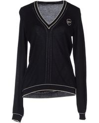 DSquared² Long Sleeve Sweater - Lyst