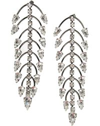 Roberto Cavalli Earrings - Lyst