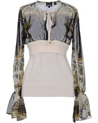Just Cavalli B Sweater - Lyst