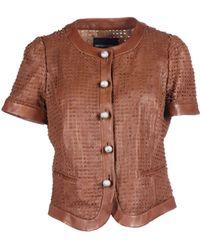 Emporio Armani Jacket - Lyst