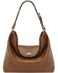 Mulberry Tessie Hobo - Lyst