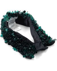 Patrizia Pepe Costume Jewellery Collar Necklace with Sequins - Lyst