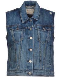 Rag & Bone Blue Denim Outerwear - Lyst