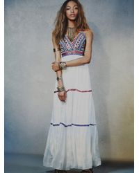 Free People Soleil Maxi - Lyst