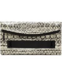 Vince Camuto Essy Clutch - Lyst