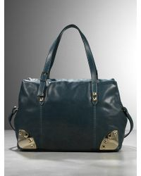 Patrizia Pepe Leather Bag - Lyst