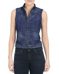 AG Adriano Goldschmied The Twilight Vest - Lyst