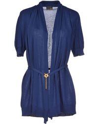 Fendi Cardigan blue - Lyst