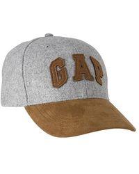 Gap Arch Logo Wool Hat - Lyst