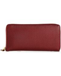 Comme Des Garçons 'Luxury Group' Long Zip-Around Wallet - Lyst