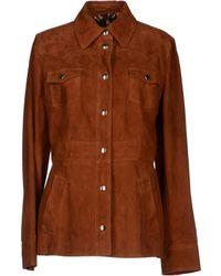 Dolce & Gabbana Full-Length Jacket - Lyst